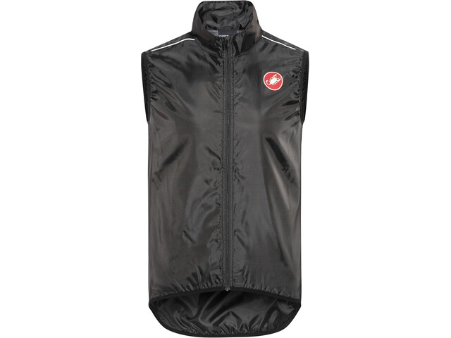 Castelli Squadra Long Vest Herren black